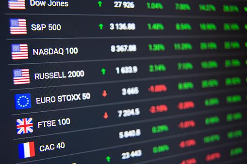 Le CAC 40 passe en verte les grands operateurs de bourses sont contents